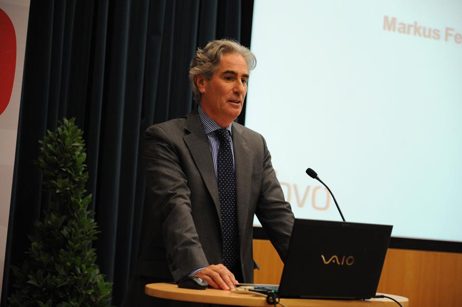 Konferenz: Eröffnung mit Gerald Leitner_Copyright BVÖ/Michaela Bruckmüller