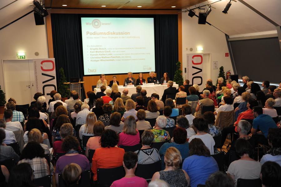 Konferenz: Podiumsdiskussion mit Publikum_Copyright BVÖ/Michaela Bruckmüller