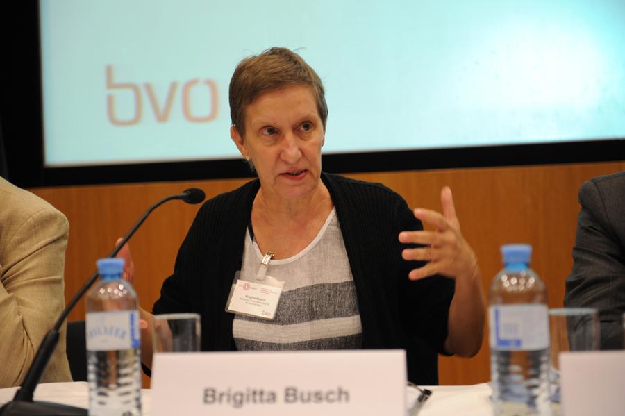 Konferenz: Podiumsdiskussion mit Brigitta Busch_Copyright BVÖ/Michaela Bruckmüller