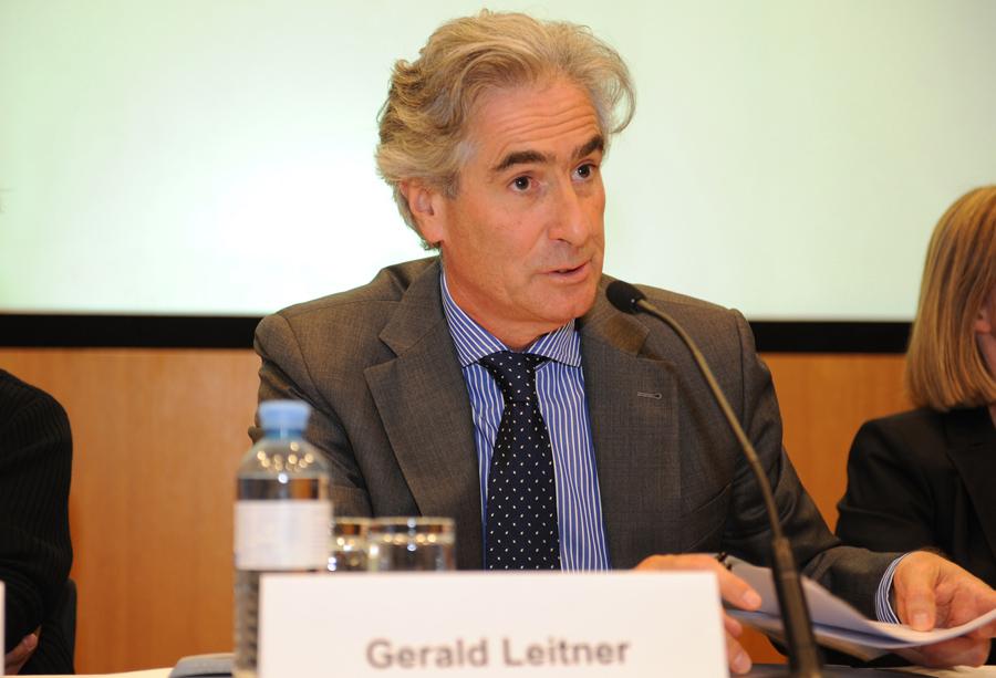 Konferenz: Podiumsdiskussion mit Gerald Leitner_Copyright BVÖ/Michaela Bruckmüller