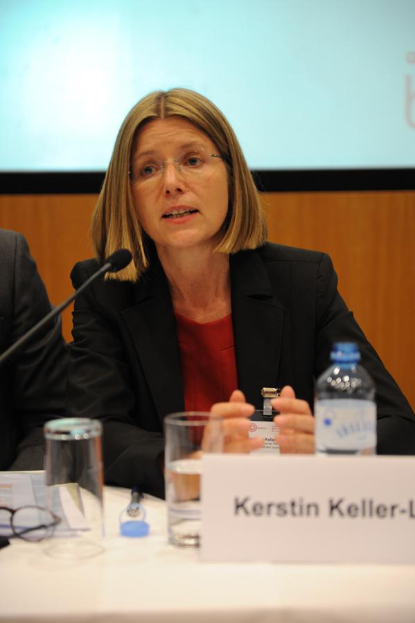 Konferenz: Podiumsdiskussion mit Kerstin Keller-Loibl_Copyright BVÖ/Michaela Bruckmüller