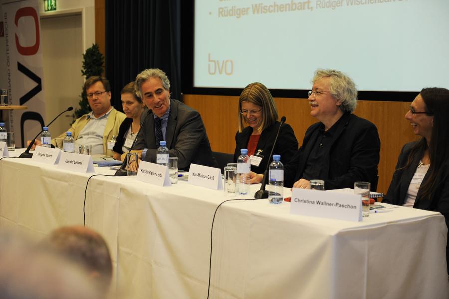 Konferenz: Podiumsdiskussion_Copyright BVÖ/Michaela Bruckmüller