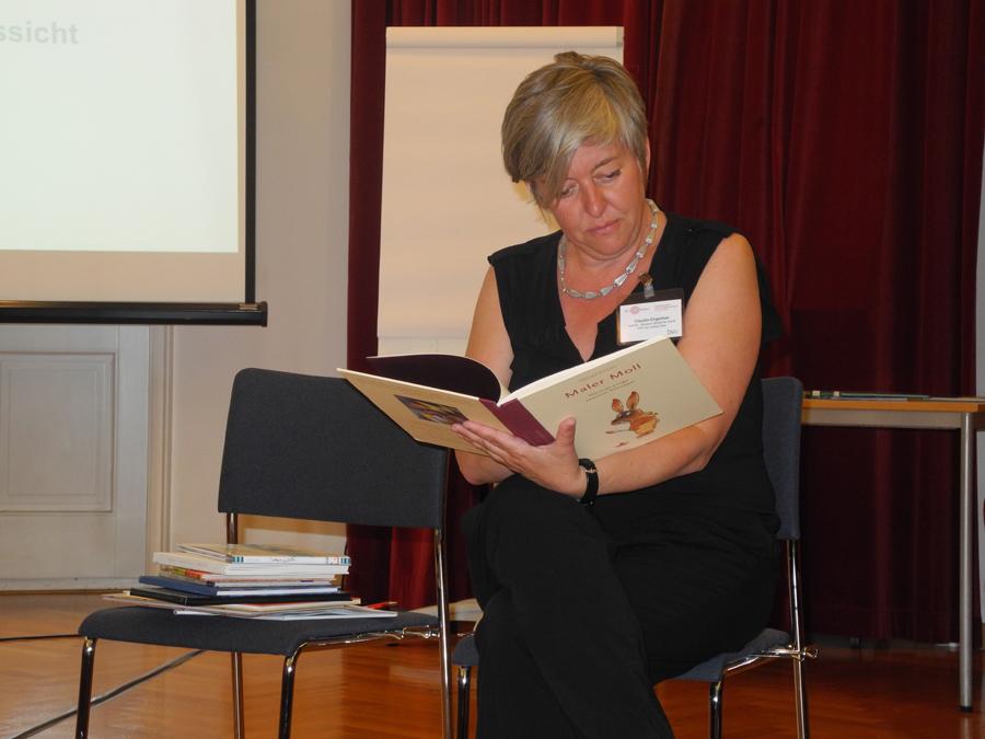 Konferenz: Workshop-Programm mit Claudia Ehgartner_Copyright BVÖ/Regina Koroschetz