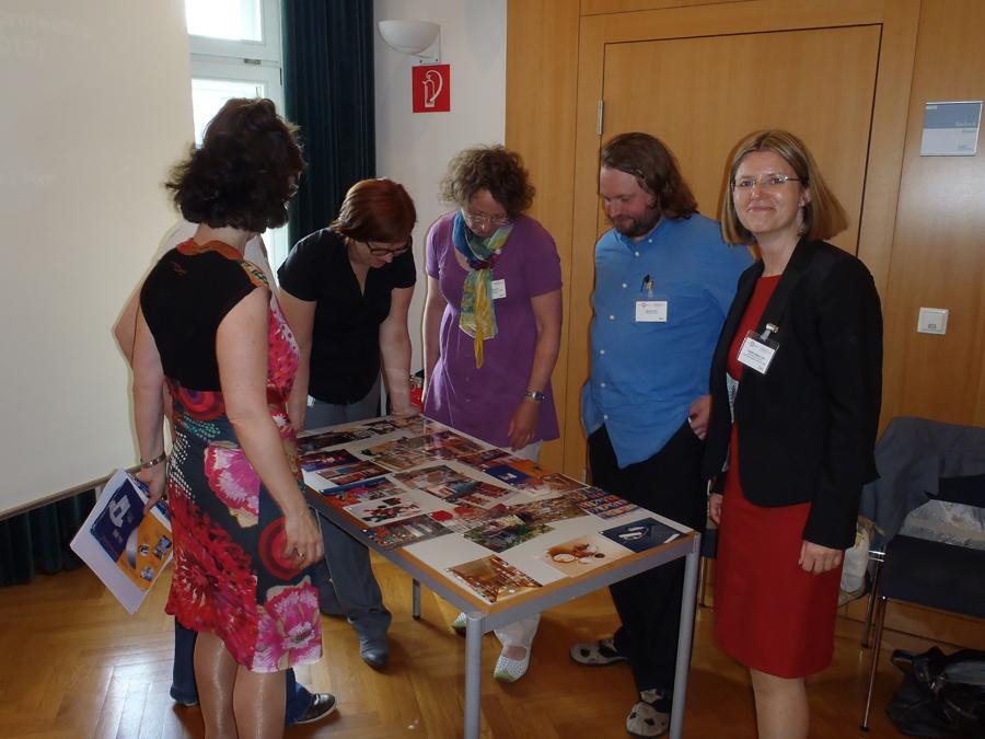 Konferenz: Workshop-Programm mit Kerstin Keller-Loibl und TeilnehmerInnen_Copyright BVÖ/Barbara Haubenwaller