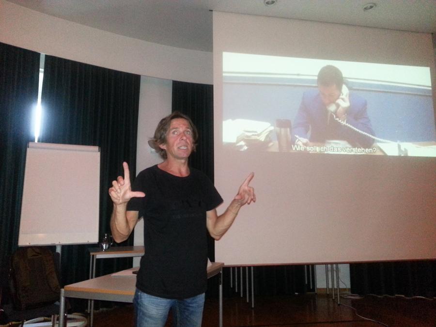 Konferenz: Workshop-Programm mit Robert Buchschwenter_Copyright BVÖ/Barbara Haubenwaller